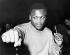 Joe Frazier (1944-2011), boxeur américain, 2 avril 1968. © TopFoto / Roger-Viollet
