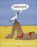 """Raymond Savignac (1907-2002). """"Trouville"""". Affiche publicitaire pour la promotion des plages du Calvados. Impression (offset), vers 1987. Paris, Bibliothèque Forney. © Bibliothèque Forney / Roger-Viollet"""