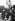 Guerre 1939-1945. Winston Churchill et l'amiral Darlan.  © Albert Harlingue/Roger-Viollet