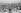 Foule sur la plage par un jour de forte chaleur. Brighton (Angleterre), 27 juin 1976. © PA Archive/Roger-Viollet