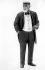 Emile Loubet (1838-1929), président de la République française. © Albert Harlingue / Roger-Viollet