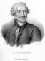 Jean Le Rond d'Alembert (1717-1783), mathématicien et philosophe français. Lithographie de Delpech d'après Belliard, 1832. B.N.F. © Neurdein/Roger-Viollet