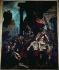 """Eugène Delacroix (1798-1863). """"La Justice de Trajan"""". Huile sur toile, 1840. Musée des beaux-arts de Rouen. © Roger-Viollet"""