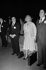 Line Renaud et son époux Loulou Gaste (1908-1995) lors du Conseil National de l'U.D.R. (Union des démocrates pour la Vème République). Palais des Congrès, Paris (XVIIème arr.), le 23 février 1975. © Jacques Cuinières / Roger-Viollet