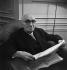 Paul Claudel (1868-1955), écrivain, poète et auteur dramatique francais, vers 1948-1949. © Boris Lipnitzki / Roger-Viollet