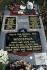 Plaque commémorant le festival de Woodstock qui s'est tenu à Bethel (Etats-Unis), en août 1969.  © Dion Ogust/The Image Works/Roger-Viollet