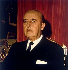 Francisco Franco Bahamonde (1892-1975), général et homme d'Etat espagnol. © Roger-Viollet