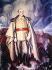 Francisco Franco Bahamonde (1892-1975), général et homme d'Etat espagnol. Madrid (Espagne), Institut d'Espagne. © Roger-Viollet