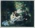 """Jacques Villon (Duchamp Gaston, dit, 1875-1963). """"Le déjeuner sur l'herbe, d'après Manet"""". 1929. Paris, musée d'Art moderne. © Musée d'Art Moderne / Roger-Viollet"""