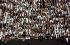 Tribune de tennis au stade Roland-Garros. Paris (XVIème arr.), 1974. Photographie de Gösta Wilander (1896-1982). Paris, musée Carnavalet. © Gösta Wilander/Musée Carnavalet/Roger-Viollet
