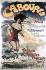 Affiche publicitaire touristique de la ville de Cabourg. Vers 1900. © Pierre Jahan/Roger-Viollet