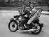 Vacancières bien chargées quittant la ville pendant les vacances de Pâques. Londres (Angleterre), vers 1930. © Imagno/Roger-Viollet