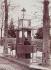 Nouveau modèle de vespasienne, chaussée de la Muette. Paris (XVIème arr.). Photographie de Charles Marville (1813-1879). Paris, musée Carnavalet. © Charles Marville/Musée Carnavalet/Roger-Viollet