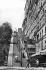 Paris Montmartre (XVIIIème arr.). Les escaliers de la rue Muller, vers 1900. © Neurdein/Roger-Viollet