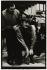 Jacques Fabbri et Pascalis, son instructeur, répètent pour le numéro acrobatique du vélo. Paris, 1972. Gala de l'Union des artistes. © Daniel Lebée / Musée Carnavalet / Roger-Viollet
