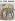"""Couronnement du roi d'Angleterre, George V. Cérémonie de l'Onction. """"Le Petit Journal"""", juillet 1911. © Roger-Viollet"""