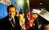 Richard Nixon (1913-1994), homme d'Etat américain, élu pour son deuxième mandat aux élections présidentielles de 1968 aux Etats-Unis. © TopFoto/Roger-Viollet