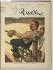 """Theodore Roosevelt (1858-1919), homme d'Etat américain, s'apprêtant à boxer contre un membre du parti démocrate. Caricature extraite de """"Puck"""", 1er juin 1904. © The Image Works / Roger-Viollet"""