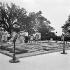 Tombe du président John Fitzgerald Kennedy (1917-1963) à Washington (Etats-Unis), Arlington National Cemetery.     SAN-2695 © Anne Salaün / Roger-Viollet