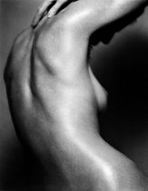 Study of a female nude. © Laure Albin Guillot/Roger-Viollet