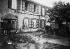 Le Colombier, maison de famille de Georges Clemenceau (1841-1929), homme d'Etat français. Mouchamps (Vendée). © Collection Harlingue / Roger-Viollet