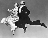 Galante et Leonarda, équipe de danseurs. Californie (Etats-Unis), vers 1932.  © Underwood Archives/The Image Works/Roger-Viollet