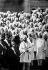 Abdication de Ripudaman Singh (1883-1942), maharadjah de Nabha, en faveur de son fils, Pratap Singh (1919-1995), 16 août 1923. © PA Archive/Roger-Viollet