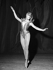 """""""Piège de lumière"""", ballet composé par Jean-Michel Damase. Chorégraphie de John Taras. Ballets Cuevas. Rosella Hightower. Novembre 1955. © Boris Lipnitzki / Roger-Viollet"""