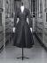 Hubert de Givenchy (1927-2018). Robe de cocktail. Taffetas, jupon en tulle et crin, 1954. Galliera, musée de la Mode de la Ville de Paris. © Eric Emo / Galliera / Roger-Viollet