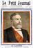 """Emile Loubet (1838-1929), homme d'Etat français. Président de la République française de 1899 à 1906. """"Le Petit Journal"""", février 1899. © Roger-Viollet"""