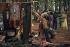 Participants au festival de Woodstock. Bethel (Etats-Unis), août 1969.  © John Dominis/The Image Works/Roger-Viollet