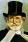 "Giovanni Boldini (1842-1931). ""Giuseppe Verdi (1813-1901), compositeur italien"". Musée de Rome.  © Roger-Viollet"