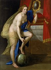 "Francesco Salviati (1510-1563). ""La géométrie"". Galerie Sabauda, Turin (Italie). © Alinari/Roger-Viollet"
