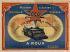 """""""Machine à écrire Idéal"""". A. Roux, 14 rue du Quatre-Septembre. Affiche illustrée. 1900. Bibliothèque historique de la Ville de Paris. © BHVP / Roger-Viollet"""