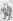 Caricature d'Emile Loubet (1838-1929), président de la République française, au moment de la séparation de l'Eglise et de l'Etat, 1905. © Roger-Viollet