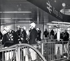 Incendie dans la station de métro de King's Cross qui a fait 31 morts. Londres, 18 novembre 1987 © TopFoto / Roger-Viollet