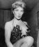 Line Renaud (née en 1928), actrice et artiste de music-hall, vers 1960. © Roger-Viollet
