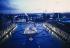 Musée du Louvre. La pyramide. Paris, 1992.  Architecte : Ieoh Ming Pei. © Jean-Pierre Couderc / Roger-Viollet