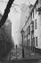 Rue dans South Kensington. Londres (Angleterre), 1958. © Jean Mounicq/Roger-Viollet