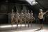 Années 1960, par Bernard Lipnitzki L'école de danse dans les années 1960, par Bernard Lipnitzki