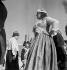 """Jean Renoir sur le tournage de son film """"La Marseillaise"""". Fontainebleau (Seine-et-Marne), 1938. © Gaston Paris / Roger-Viollet"""