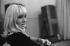 Sylvie Vartan, chanteuse française, chez elle. France, 1967. LIP-31203B-033 Photographie de Georges Kelaidites (1932-2015). © Georges Kelaïditès / Roger-Viollet