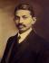 Mahatma Gandhi (1869-1948), homme politique indien. Londres (1906). © TopFoto/Roger-Viollet