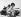 Guerre de Corée (1950-1953). Petite fille coréenne, son frère sur le dos, devant un tank M-26 de l'armée américaine. 9 juin 1951. © US National Archives / Roger-Viollet