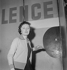 Edith Piaf (1915-1963), chanteuse française. Paris, Olympia, 1958. © Studio Lipnitzki / Roger-Viollet