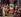 """Jules Laure (1806-1861). """"Alcuin se présentant à Charlemagne"""". Huile sur toile, détail central, copie d'un travail de Victor Schnetz, 1837. Musée de Versailles. © Iberfoto / Roger-Viollet"""