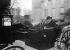 Emile Loubet (1838-1929), homme d'Etat français, chassant avec Alphonse XIII, roi d'Espagne. Rambouillet (Yvelines), novembre 1913. © Maurice-Louis Branger / Roger-Viollet
