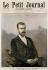 "Le tsar Nicolas II de Russie (1868-1918). ""Le Petit Journal"", octobre 1896. © Roger-Viollet"