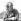 Karlheinz Stockhausen (1928-2007), compositeur et chef d'orchestre allemand. Allemagne, 18 avril 1974.  © Brigitte Friedrich/Ullstein Bild/Roger-Viollet
