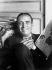 Douglas Fairbanks (1883-1939), acteur américain, à Paris vers 1920. © Roger-Viollet
